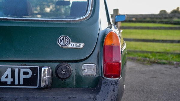 NO RESERVE! - 1975 MGB GT Jubilee For Sale (picture 45 of 86)