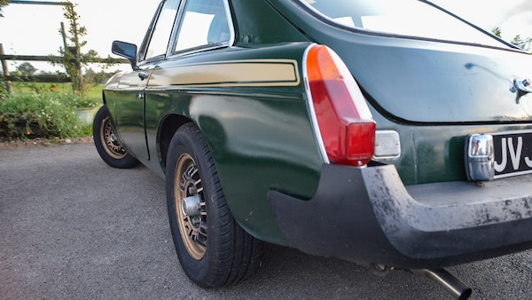 NO RESERVE! - 1975 MGB GT Jubilee For Sale (picture 46 of 86)