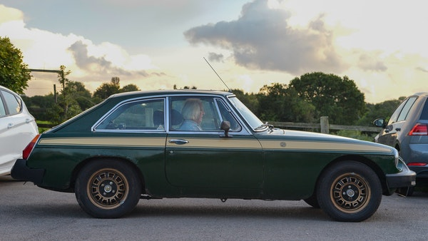 NO RESERVE! - 1975 MGB GT Jubilee For Sale (picture 6 of 86)