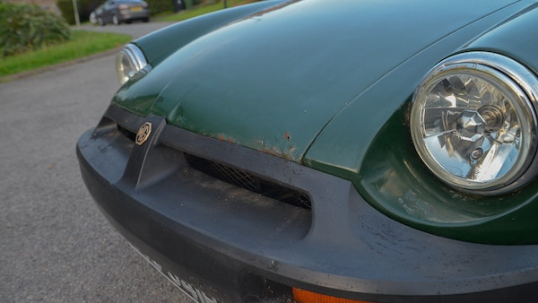 NO RESERVE! - 1975 MGB GT Jubilee For Sale (picture 48 of 86)