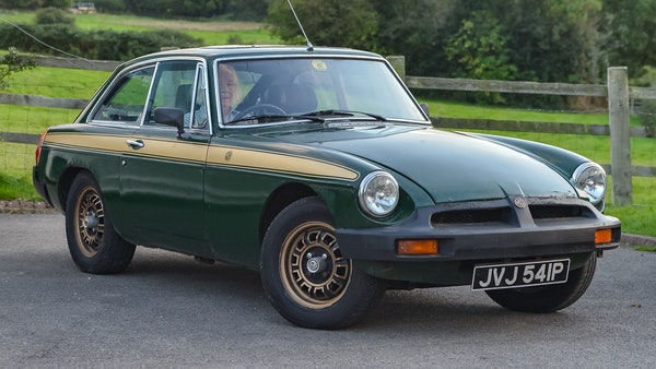 NO RESERVE! - 1975 MGB GT Jubilee For Sale (picture 10 of 86)