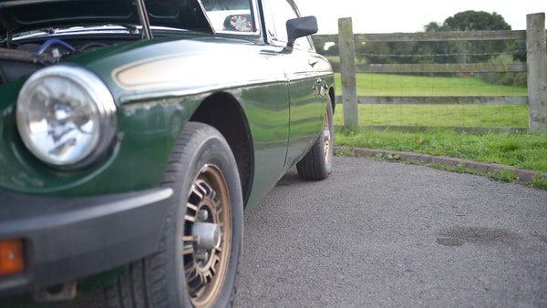 NO RESERVE! - 1975 MGB GT Jubilee For Sale (picture 69 of 86)
