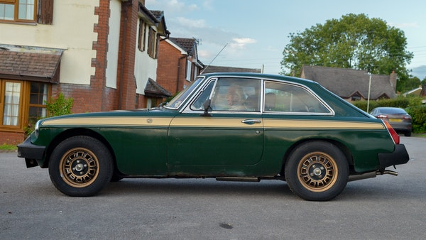 NO RESERVE! - 1975 MGB GT Jubilee For Sale (picture 7 of 86)