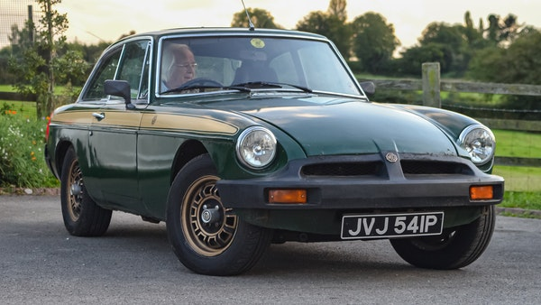 NO RESERVE! - 1975 MGB GT Jubilee For Sale (picture 1 of 86)