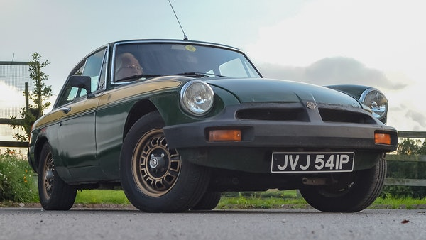 NO RESERVE! - 1975 MGB GT Jubilee For Sale (picture 11 of 86)