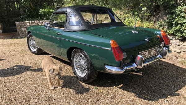 1971 MGB Roadster For Sale (picture 17 of 83)