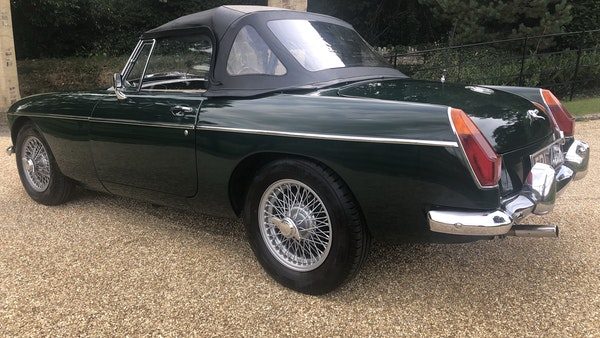 1971 MGB Roadster For Sale (picture 44 of 83)