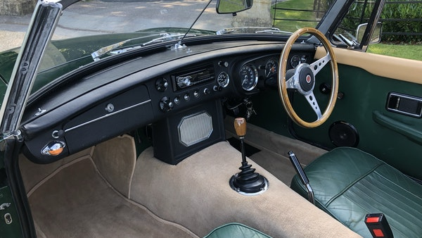 1971 MGB Roadster For Sale (picture 36 of 83)