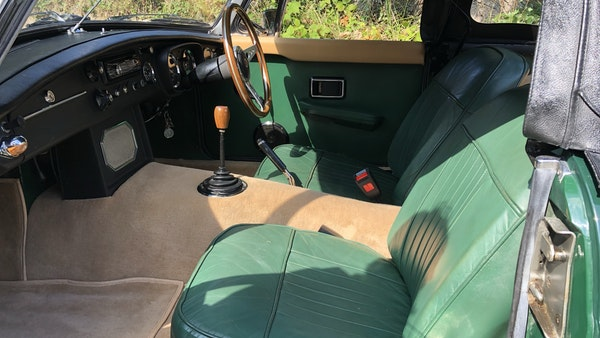 1971 MGB Roadster For Sale (picture 43 of 83)