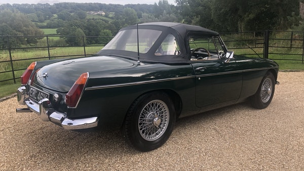 1971 MGB Roadster For Sale (picture 24 of 83)