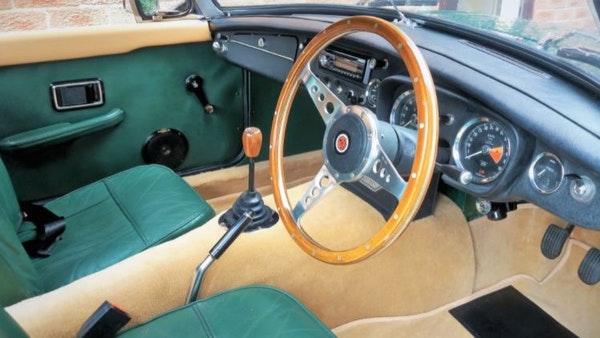 1971 MGB Roadster For Sale (picture 32 of 83)