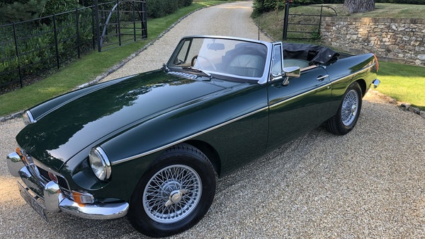 1971 MGB Roadster For Sale (picture 1 of 83)