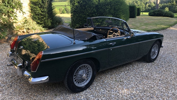 1971 MGB Roadster For Sale (picture 10 of 83)