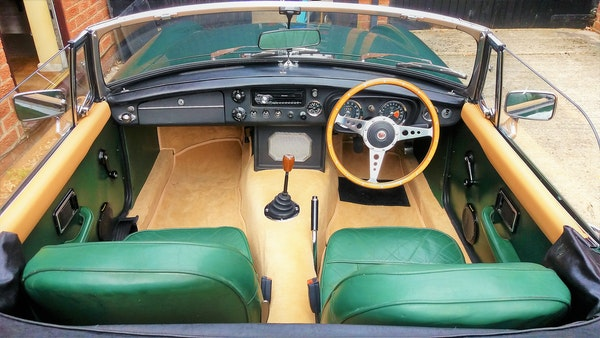 1971 MGB Roadster For Sale (picture 29 of 83)