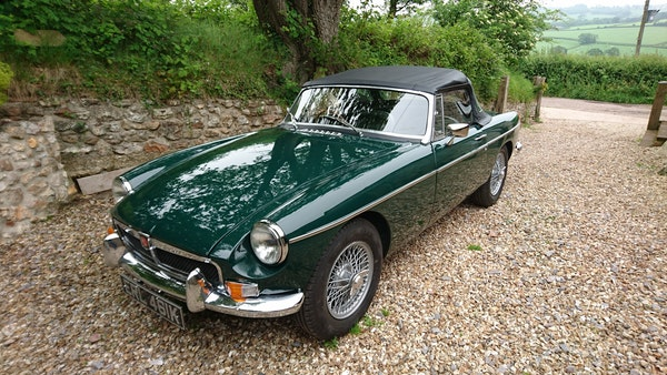 1971 MGB Roadster For Sale (picture 12 of 83)