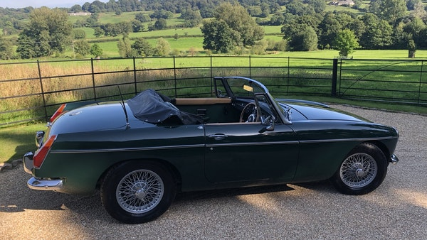 1971 MGB Roadster For Sale (picture 3 of 83)