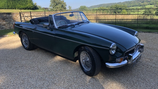 1971 MGB Roadster For Sale (picture 5 of 83)