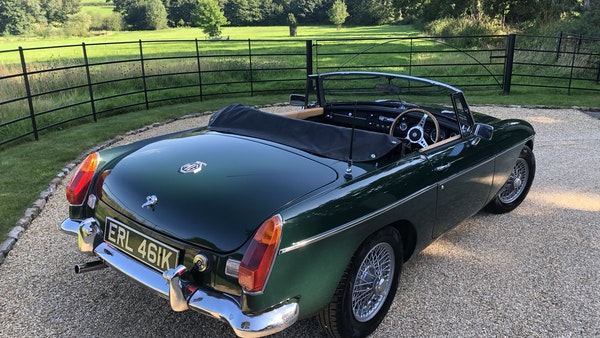 1971 MGB Roadster For Sale (picture 4 of 83)