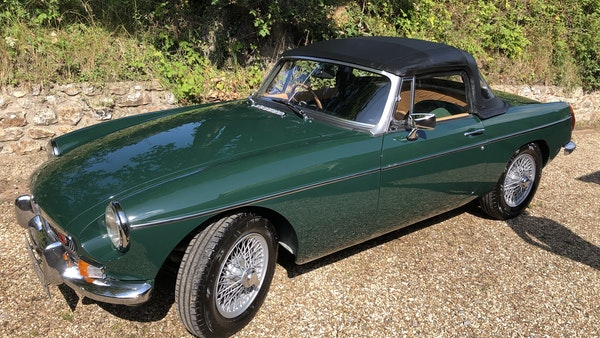 1971 MGB Roadster For Sale (picture 20 of 83)