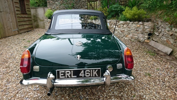 1971 MGB Roadster For Sale (picture 14 of 83)