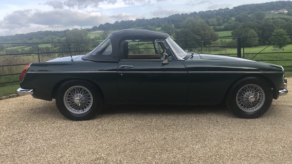 1971 MGB Roadster For Sale (picture 21 of 83)