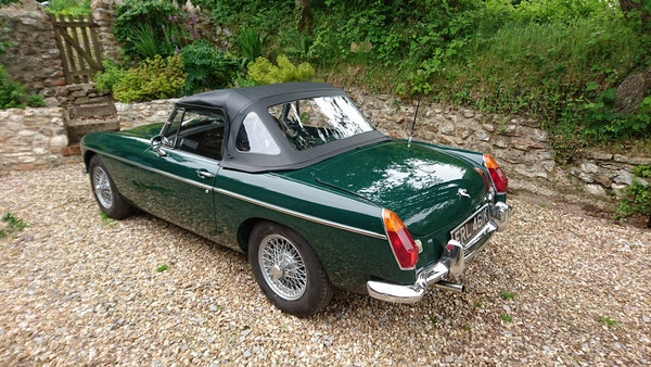 1971 MGB Roadster For Sale (picture 13 of 83)