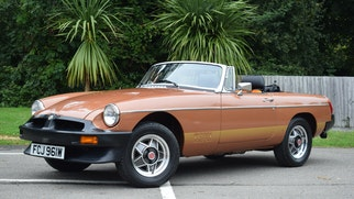 1981 MGB Limited Edition Roadster