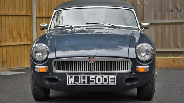 1967 MGB Roadster For Sale (picture 23 of 170)