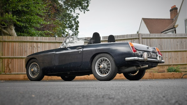 1967 MGB Roadster For Sale (picture 25 of 170)