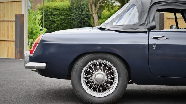 1967 MGB Roadster For Sale (picture 152 of 170)