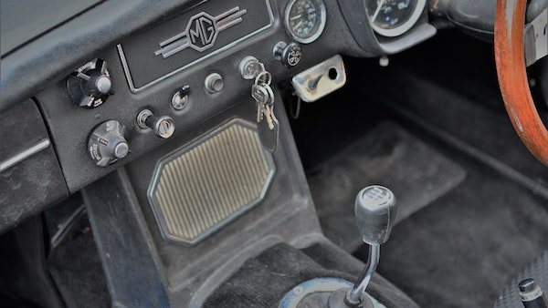1967 MGB Roadster For Sale (picture 66 of 170)
