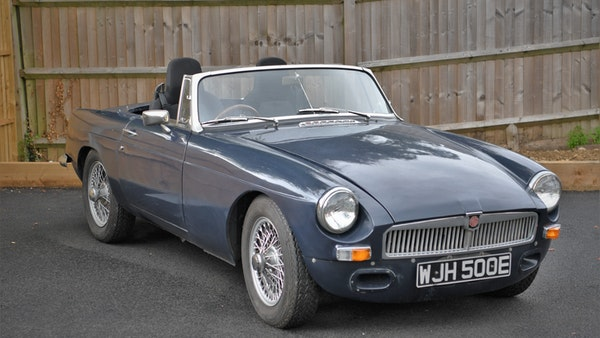 1967 MGB Roadster For Sale (picture 28 of 170)