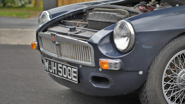 1967 MGB Roadster For Sale (picture 95 of 170)