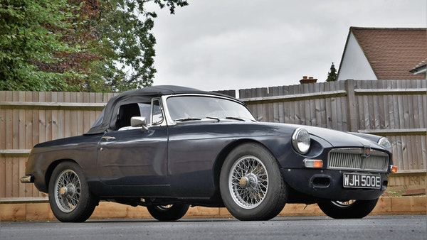 1967 MGB Roadster For Sale (picture 11 of 170)
