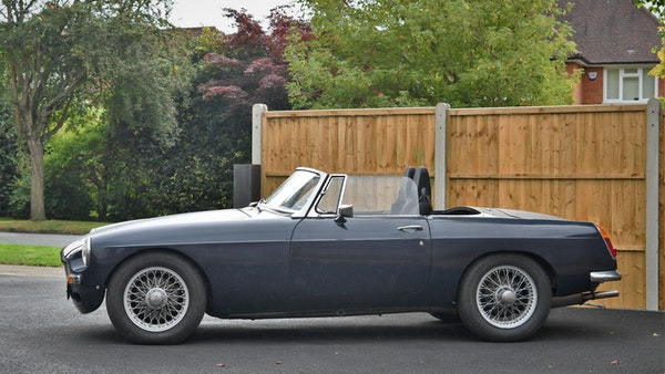 1967 MGB Roadster For Sale (picture 33 of 170)