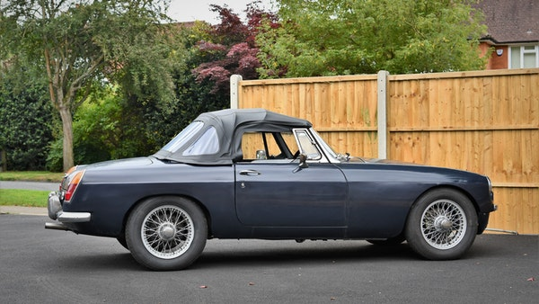 1967 MGB Roadster For Sale (picture 15 of 170)
