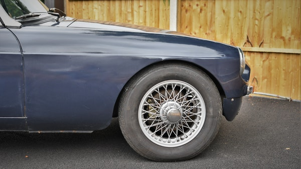 1967 MGB Roadster For Sale (picture 100 of 170)