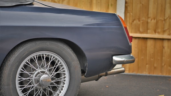 1967 MGB Roadster For Sale (picture 97 of 170)