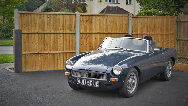 1967 MGB Roadster For Sale (picture 29 of 170)