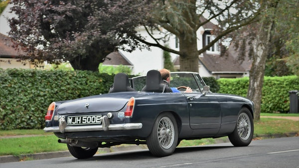 1967 MGB Roadster For Sale (picture 20 of 170)