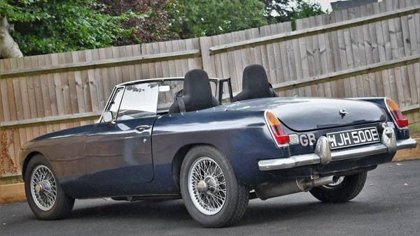 1967 MGB Roadster For Sale (picture 16 of 170)