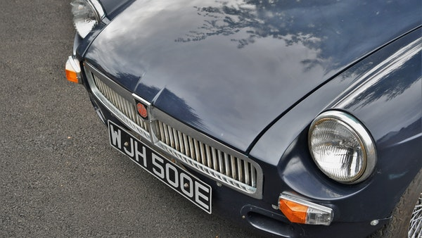 1967 MGB Roadster For Sale (picture 94 of 170)