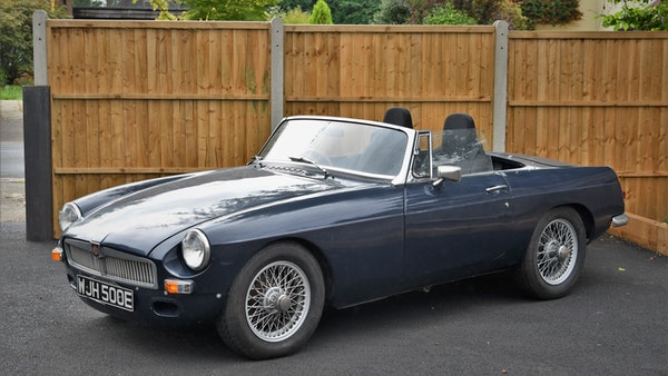 1967 MGB Roadster For Sale (picture 3 of 170)