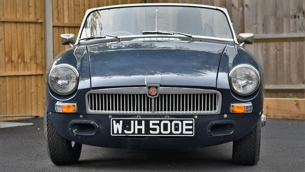 1967 MGB Roadster For Sale (picture 32 of 170)