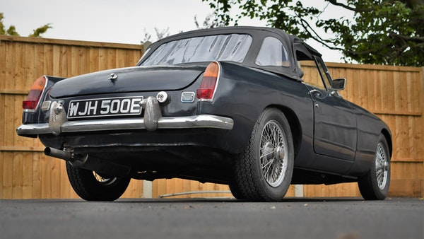 1967 MGB Roadster For Sale (picture 14 of 170)