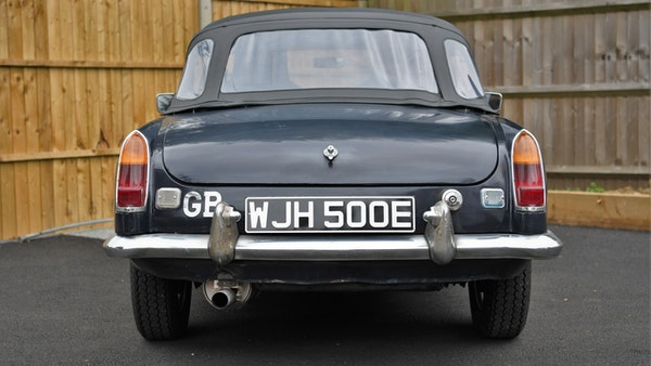 1967 MGB Roadster For Sale (picture 17 of 170)