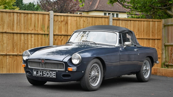 1967 MGB Roadster For Sale (picture 8 of 170)