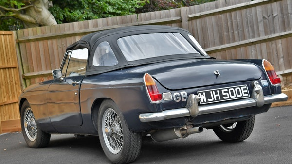 1967 MGB Roadster For Sale (picture 35 of 170)