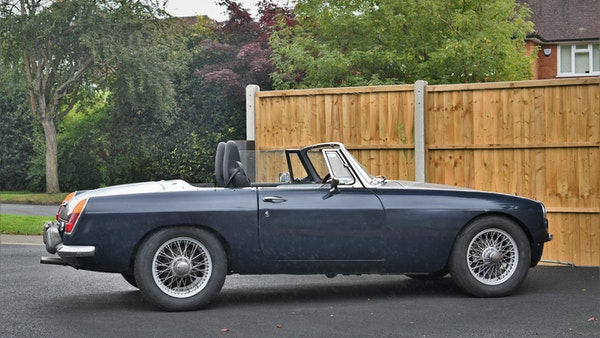 1967 MGB Roadster For Sale (picture 26 of 170)