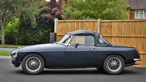 1967 MGB Roadster For Sale (picture 9 of 170)